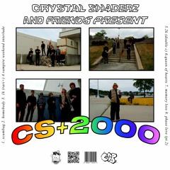 CRYSTAL SH4DERZ - Scumbag