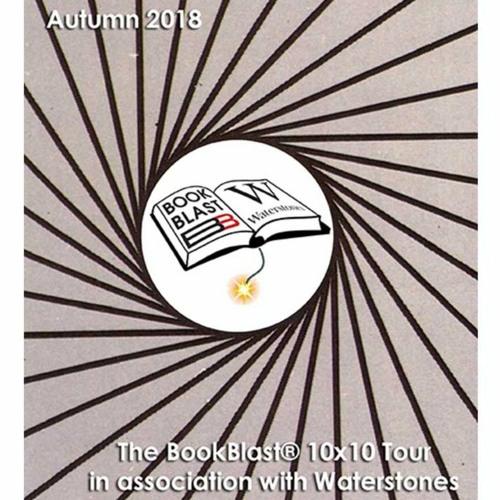 Robert Elms BBC London Radio interview BookBlast® 10x10 Tour