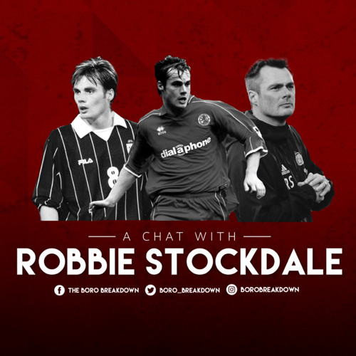 A Chat With Robbie Stockdale