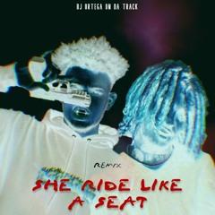 Smokepurpp & Lil Pump - She Ride Like A Seat (Remix DJ Ortega) | Trap, Hip Hop, Reggaeton | 2021