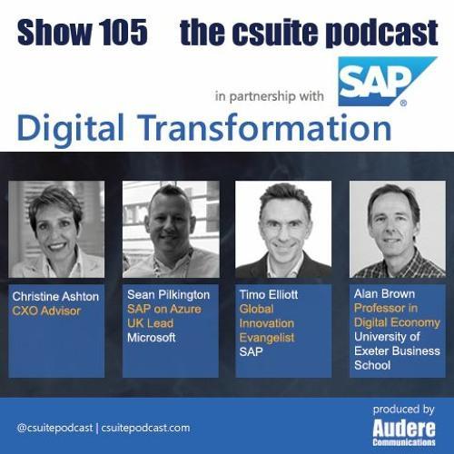 Show 105 - Digital Transformation