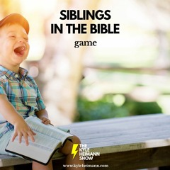 Siblings in the Bible - Game