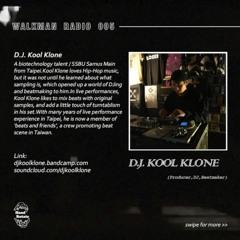 Walkman Radio 005 - D.J. Kool Klone