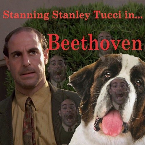 Stanning Stanley Tucci in... Beethoven (1992)