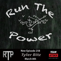 Tyler Bitz - Building a Brand for Your Position Group Ep. 258
