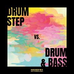 Drumstep vs. Drum & Bass