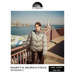 Nastya Muravyova - VTECHA @ DSK PORT (06.03.21 Odessa)