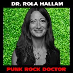 Dr. Rola Hallam: The Fuckery of Philanthropy