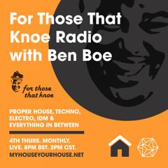210813_Knoe_Radio_(www.myhouseyourhouse.net) inc Kelli Hand + Paul Johnson Tribute [RIP]