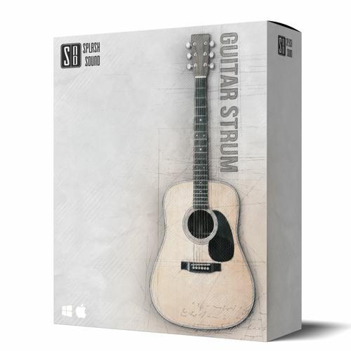 Guitar Strum Library for KONTAKT