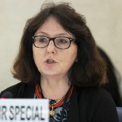 Rape laws need to be improved in all countries: independent UN rights expert