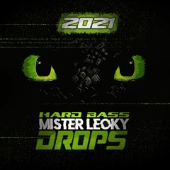 No Copyright | HARD DUBSTEP DARK DROPS 2021 | HOUSE EDM MINIMAL BASS (Produced by MisterLeoky)
