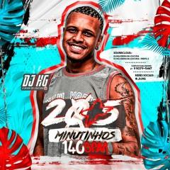 -- 20+5 MINUTINHOS 140BPM (( DJ HG A BEIRA DA LOUCURA)) BAILE DO IRAQUE RITMADOOOO