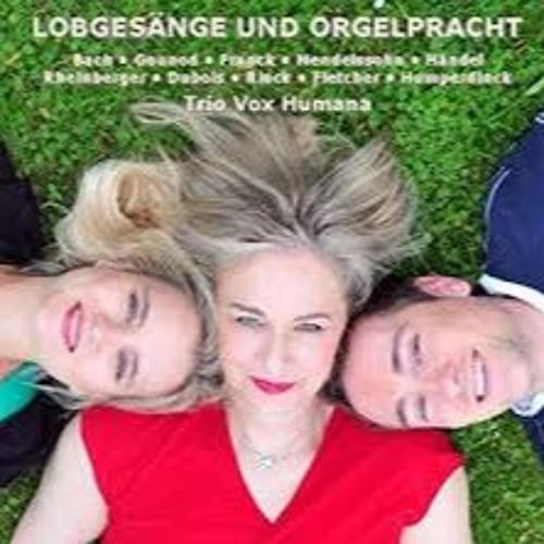 C. Gounod - Laudate Dominum (Trio Vox Humana)