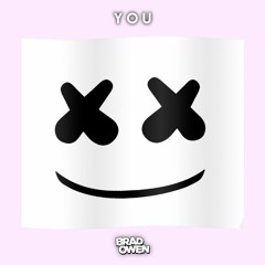 benny blanco x Marshmello x Vance Joy - You (Brad Owen Bootleg)