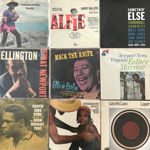 April 5, 2020 Sunday Vinyl Jazz Lockdown Special