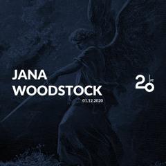 Jana Woodstock @ 20ft Radio - 01/02/2020