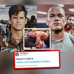 He Trains 3x A Day, Sleeps 5 Hours & Is F*@#ing Huge - Jocko Willink Natty Or Not