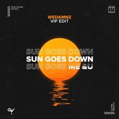 Cloonee vs. Biscits - Sun Goes Down (WeDamnz VIP Edit)