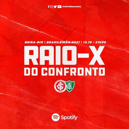 Raio-X #53 | Internacional x América-MG | 13/10/2021