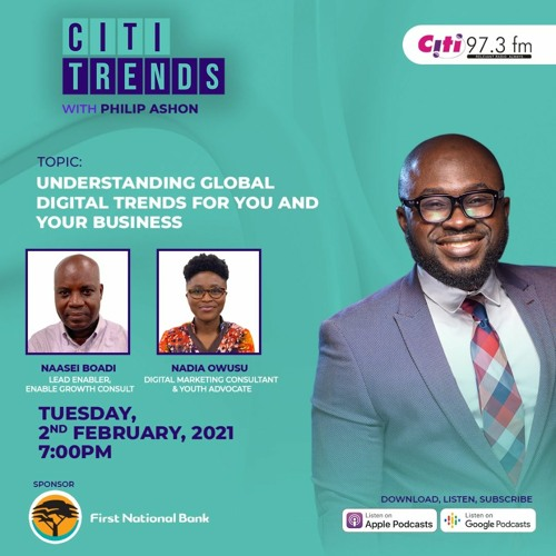 Citi Trends: Understanding global digital trends for you and your business