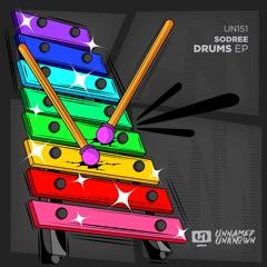 SODREE - Drums (Original Mix) Preview
