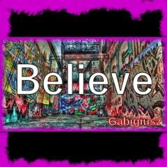 Gabigiusz-Believe (Official Audio)