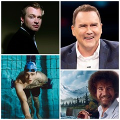 Ep. 51 RIP Norm MacDonald, Christopher Nolan & Universal, Streamline, Bob Ross (ABC Capricornia)