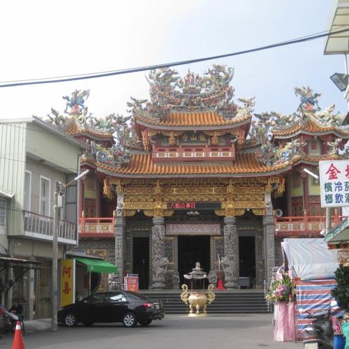 【Tainan, Taiwan】Sikunshen Longshan Temple 四鯤鯓龍山寺