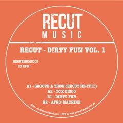 LV Premier - Recut - Groove A Thon (Recut Re - Edit) [Recut Music]