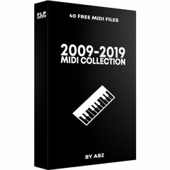 2009-2019 Mega MIDI Collection [FREE MIDI Pack + FREE FLP]