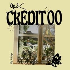 Op. 3 | Credit 00