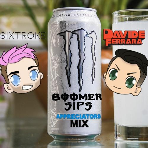 DJ Davide Ferrara & Sixtroke - Boomer Sips Appreciators Mix