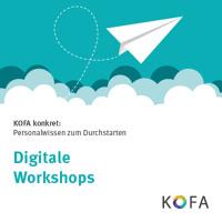KOFA konkret: Digitale Workshops