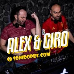 Alex & Giro @ ACTE - Fabrik (30-01-10)