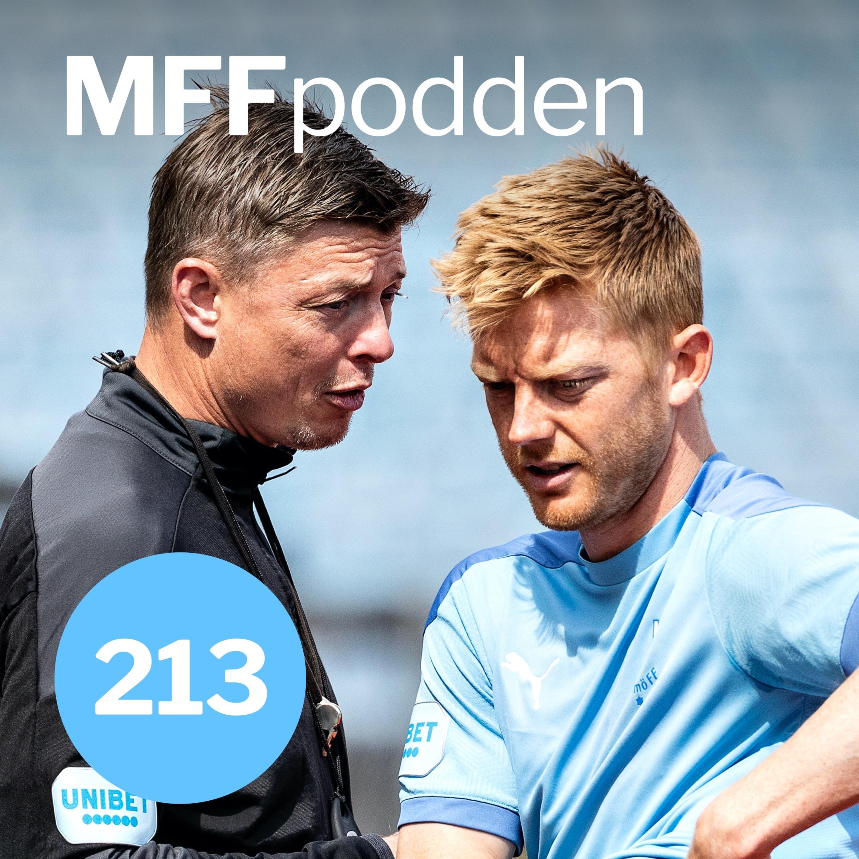 213: Allsvenskan runt på 45 minuter och senaste MFF-nytt inför premiären