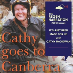 85 Excerpt. It's Just Been Made for Us, with Cathy McGowan AO