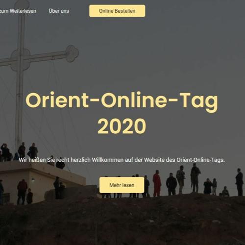 1. ICO Orient Online Tag - Ökumenischer Gottesdienst Linz