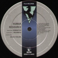 Human Resource - Dominator (Sick Boy Bootleg)