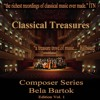 Music for Strings, Percussion, and Celesta, Sz. 106: III. Adagio