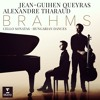 Brahms / Transc Tharaud & Queyras: 21 Hungarian Dances, WoO 1, Book 1: No. 4 in G Minor (Transc. for Cello and Piano) [feat. Jean-Guihen Queyras]