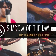 Shadow Of The Day Linkin park Cover