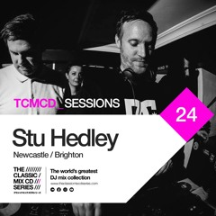 SESSIONS 24 - Stu Hedley