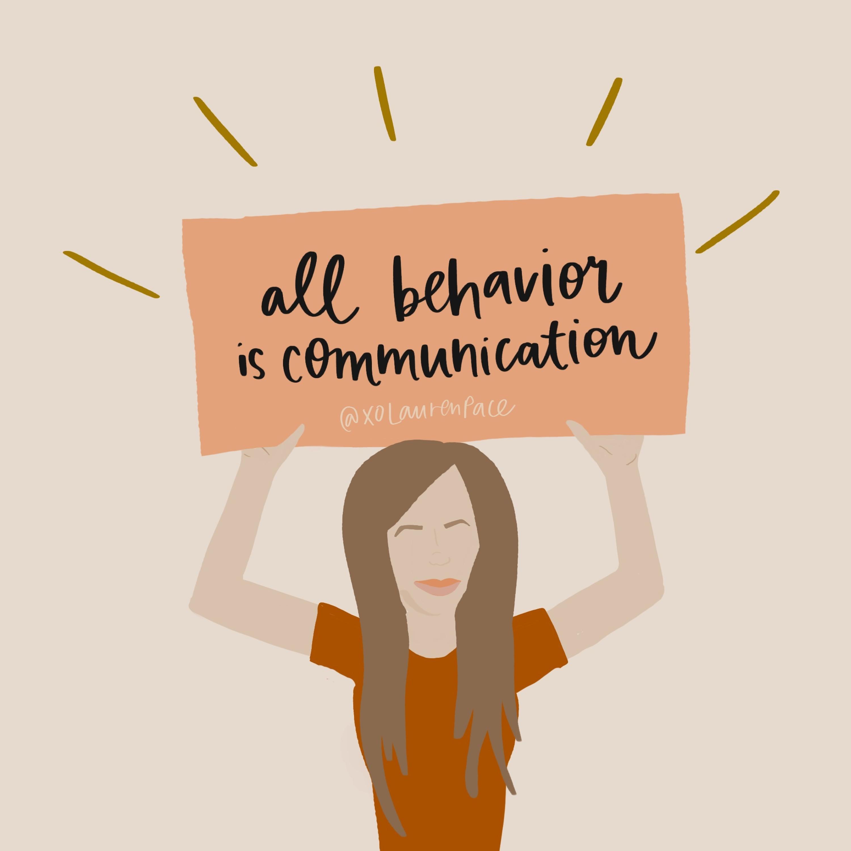 1. All Behavior is Communication