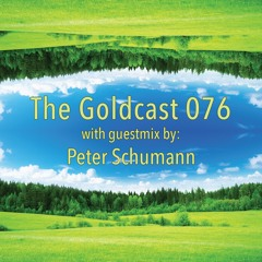 The Goldcast 076 (Jun 11, 2021) with guestmix by Peter Schumann