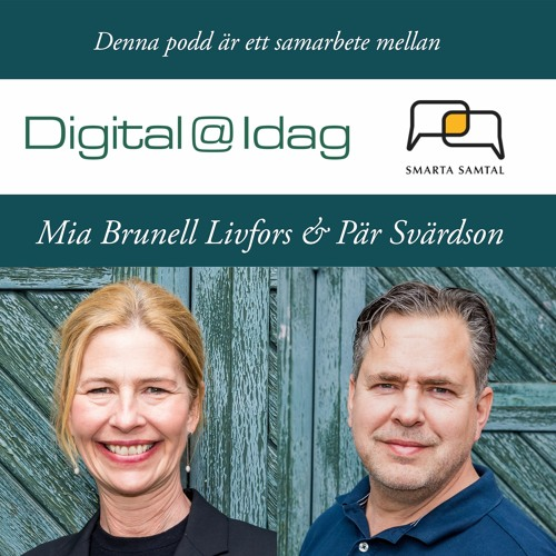 Digital@Idag I Smarta samtal #8 Så påverkar rekordhandeln på nätet framtidens shopping