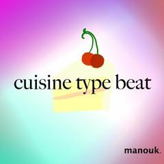 cuisine type beat