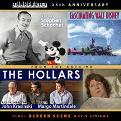 FASCINATING WALT DISNEY + JOHN KRASINSKI + ALL NEW MOVIE REVIEWS (5/27/21) CELLULOID DREAMS
