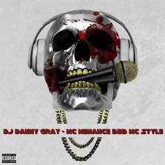 DJ Danny Gray - Mc Menace B2B Mc Style - Facebook Live Audio