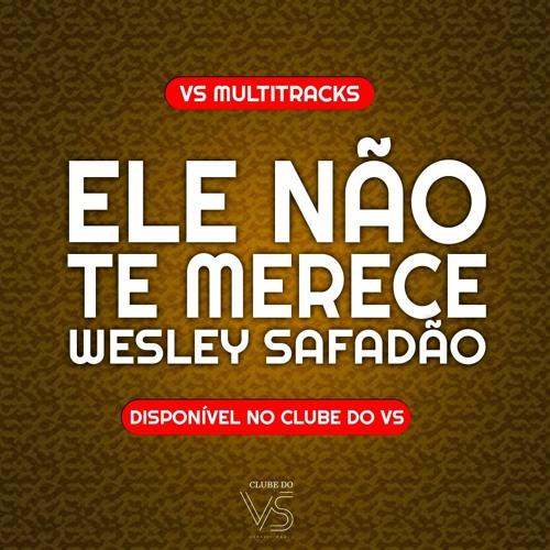 Ele Nao Te Merece - Wesley Safadão - Playback e VS Sertanejo e Forro